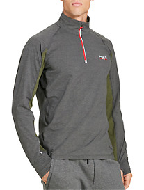 Polo Sport Brushed Jersey Half-Zip Pullover
