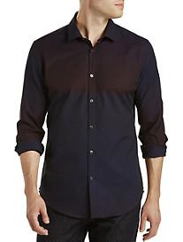 Calvin Klein Sport® Ombré Check Sport Shirt