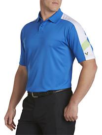 Callaway® Opti-Dri™ Embossed Colorblock Polo