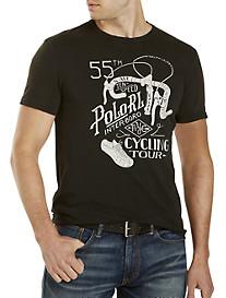 Polo Ralph Lauren® Cycling Tour Graphic T-Shirt