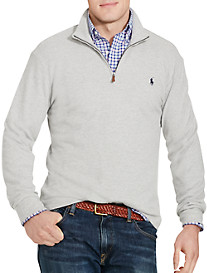 Polo Ralph Lauren® Cashmere-Touch Half-Zip Pullover