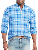 Polo Ralph Lauren® Multi Plaid Oxford Sport Shirt
