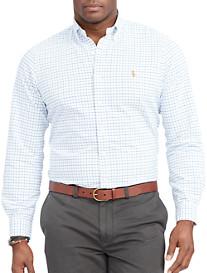Polo Ralph Lauren® Tattersall Plaid Oxford Sport Shirt
