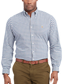 Polo Ralph Lauren? Plaid Oxford Sport Shirt