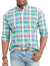 Polo Ralph Lauren® Bold Plaid Oxford Sport Shirt