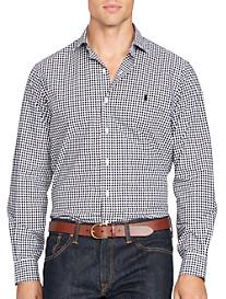 Polo Ralph Lauren® Gingham Poplin Sport Shirt