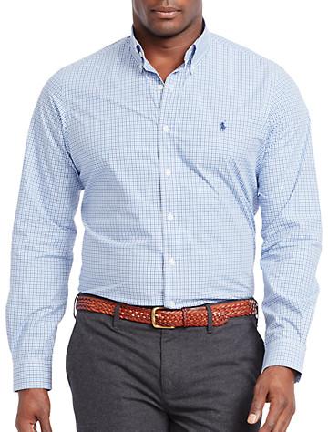Polo Ralph Lauren® Gingham Check Poplin Shirt
