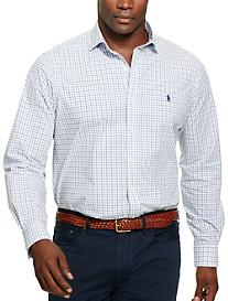 Polo Ralph Lauren® Tattersall Poplin Estate Shirt