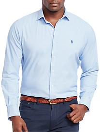 Polo Ralph Lauren® Glen Plaid Stretch Performance Sport Shirt