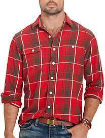 Polo Ralph Lauren® Plaid Twill Work Shirt