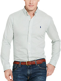 Polo Ralph Lauren® Stripe Twill Sport Shirt