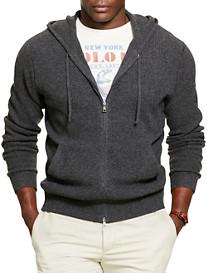 Polo Ralph Lauren® Merino Wool Full-Zip Hoodie