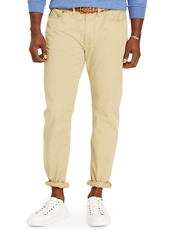 Polo Ralph Lauren® 5-Pocket Stretch Twill Pants -  On Sale!
