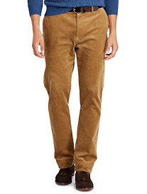 Polo Ralph Lauren® Flat-Front Stretch Corduroy Pants