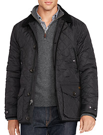 Polo Ralph Lauren® Haydock Diamond-Quilted Car Coat