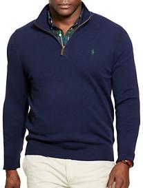 Polo Ralph Lauren® Merino Wool Half-Zip Sweater