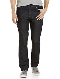 Calvin Klein Jeans® Straight Fit Jeans – Tinted Rinse Dark Wash