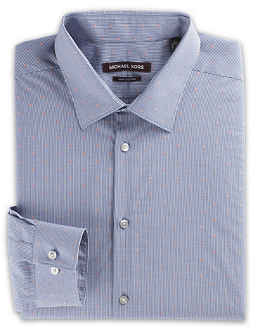 Mens White Navy Dress Shirts - 5 products