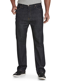 Lucky Brand® Encinitas Dark Wash Jeans – Relaxed Straight 181 Fit