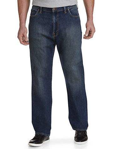 Lucky Brand® Jetty View Medium Wash Jeans – 181 Relaxed Straight Fit