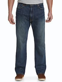 Lucky Brand® Yorba Linda Medium Wash Jeans – Relaxed Straight 181 Fit