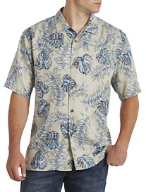 Tommy Bahama® Aqua Fresca Silk Camp Shirt