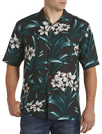 Tommy Bahama® Lily Soleil Silk Camp Shirt