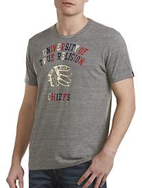 True Religion® Chiefs University Graphic Tee