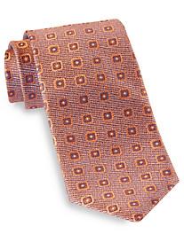 Robert Talbott Best of Class Square Medallion Silk Tie