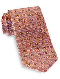 Robert Talbott Best of Class Square Medallion Silk Tie