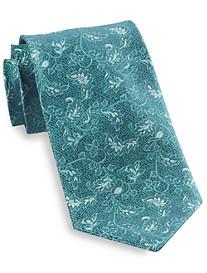 Robert Talbott Tonal Paisley Silk Tie