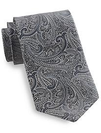 Robert Talbott Large Paisley Silk Tie