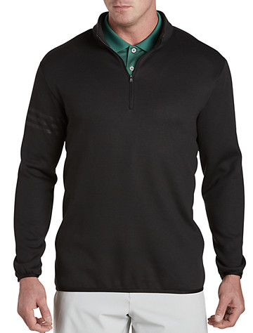 adidas® Golf Club Performance Quarter-Zip Sweater - Adidas