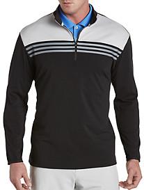 adidas® Golf Colorblock Quarter-Zip Pullover