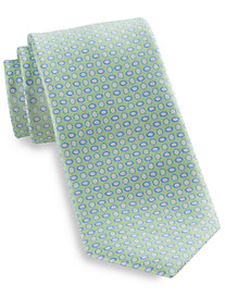 Rochester Multi Dot Silk Tie