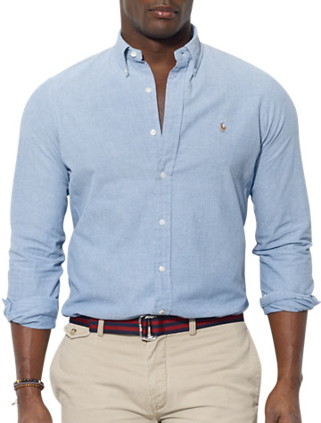 Polo Oxford Shirts from Destination XL