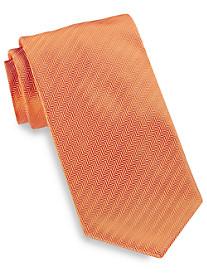 Brioni Herringbone Silk Tie