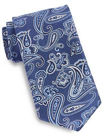 Brioni Textured Paisley II Silk Tie