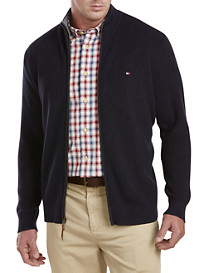 Tommy Hilfiger® Fabian Zip-Front Cardigan