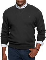 Polo Ralph Lauren® Combed-Cotton Crewneck Sweatshirt