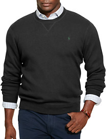 Polo Ralph Lauren® Combed-Cotton Crewneck Sweatshirt