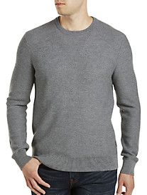 Michael Kors® Textured Crewneck Sweater