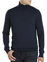 Michael Kors® Lightweight Merino Wool Turtleneck Sweater