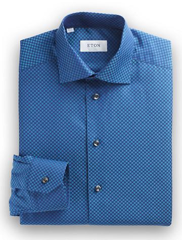 Royal Blue Dress Shirts for Men from Destination XL
