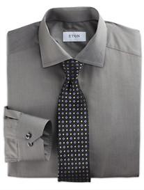 Eton® Brighton Sharkskin Dress Shirt