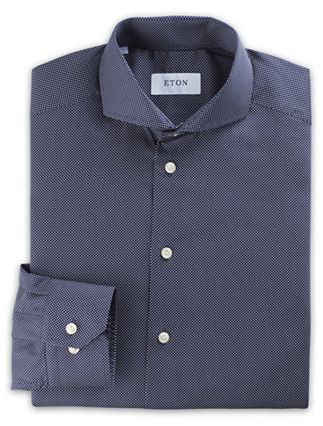 Navy Dress Shirts by Eton®