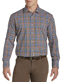 Paul & Shark® Multi Mini Check Sport Shirt
