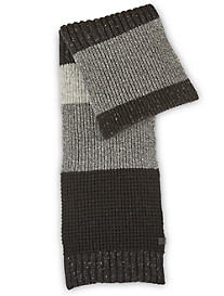 Bickley + Mitchell Textured Stripe Scarf