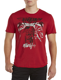 Buffalo David Bitton® Nihar Screen Tee