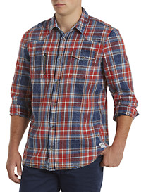 Buffalo David Bitton® Siwell Plaid Sport Shirt